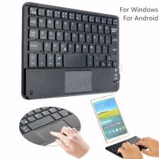 Mini Wireless bluetooth 3.0 Keyboard With Touchpad For Android Windows Tablet !