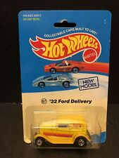 Hot Wheels 1989 Experimental Card '32 Ford Delivery EM1628