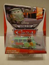 Disney Pixar Cars 95 Pit Crew Race Team Fillmore with Headset 1/5 1:64 20-110