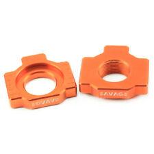 Chain Adjuster Slider For KTM 790 DUKE 690 DUKE/R ENDURO R SMC/R SUPERMOTO