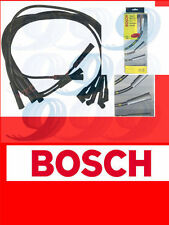 BOSCH IGNITION/SPARK PLUG LEADS SET TOYOTA 7MGE CRESSIDA MX83 88-93 6 3.0