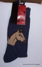 Horse Head Mens/Womens Socks