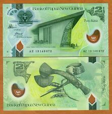 be n25-55 2000s Png 2 Kina Bank Note