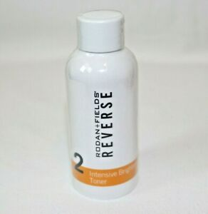 Rodan and Fields Reverse Step 2 Intensive Brightening Toner 4.2 oz 125 mL Sealed