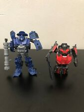 Transformers DOTM Cyberverse Ironhide and Leadfoot - 2011