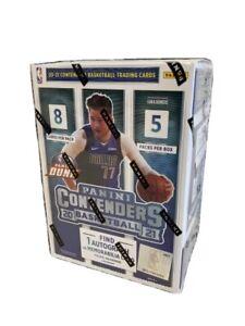 2020/21 Panini Contenders Basketball NBA  Blaster Box