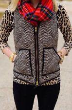 J.CREW S Regular Size Vests for Women