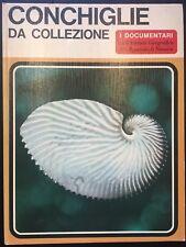 Conchiglie da collezione - Sergio Angeletti - Istituto Geografico De Agostini