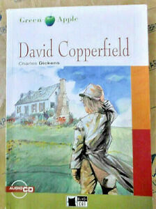 DAVID COPPERFIELD senza Cd LEVEL STARTER A2 - CHARLES DICKENS -GREEN APPLE CIDEB