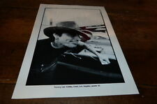 MOTLEY CRUE - TOMMY LEE - Mini poster Noir & blanc !!!!!!!!!!!!!!!