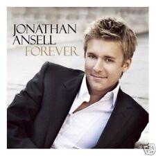 Jonathan Ansell - Forever (CD 2008) New