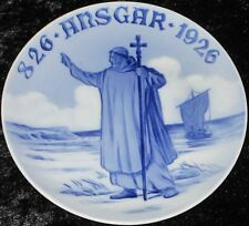 1926 Royal Copenhagen intende eller/commemorative Plate #243