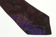 HUBERT Silk tie E58609 Made in Italy