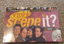 NEW-Unopened 2008 Seinfeld Scene It- DVD Trivia Game Factory Sealed Mattel