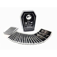 Nightmare Before Christmas Jack Skellington Walt Disney Note Card Collection