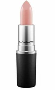 MAC Satin Lipstick~FLESHPOT~Light Pinky-Beige Nude~Discontinued RARE GLOBAL SHIP