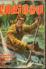 """CARIBOU Album N°14 -  Recueil """" 105, 106, 107, 108, 109, 110, 111, 112 """""""