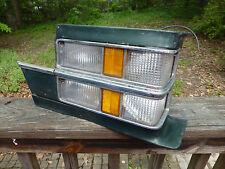 1974 Cadillac Sedan de Ville Turn Signal Light  Passenger side  RH 1602646