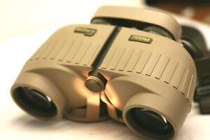 Steiner 7x50r...7 x 50... Military Binoculars....reticle...bright&clear