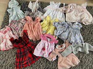 Baby Girls Dress Bundle 3-6 Months