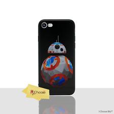"Estuche/Cubierta Para Star Wars Apple iPhone 6/6s (4.7"")/Protector De Pantalla/Gel 3D/BB-8"