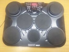 Simmons Digital Drum SDD7 - Black, Rubber Pads - Electronic Drum System