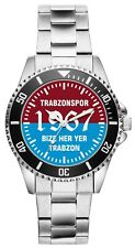 Trabzonspor Supporter Geschenk Fan Artikel Zubehör Fanartikel Uhr 2732