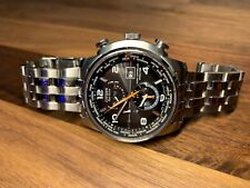Citizen Eco Drive Radio Controlled World Time Watch