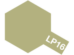 Tamiya LP-16 Wooden Deck Tan Lacquer Paint 10ml
