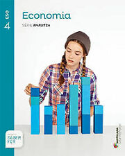 (CAT).(16).ECONOMIA 4T.ESO.(ANALITZA).(SABER FER). ENVÍO URGENTE (ESPAÑA)