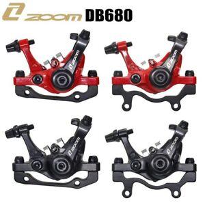 ZOOM MTB bicycle Disc Brake Mechanical Caliper Disc Brakes Cycling Double Brake