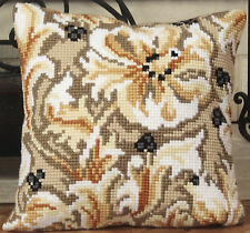 Collection D'Art Cross Stitch Cushion Kit: Chatelaine CD5064