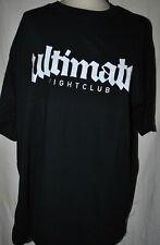 ULTIMATE FIGHTCLUB  T-Shirt  Schwarz in XL