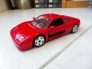 Ferrari 348 Red 1/24 Miniature