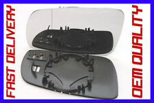 VW GOLF 4 IV 1997-2004 DIRECT REPLACEMENT WING MIRROR GLASS LEFT SIDE HEATED