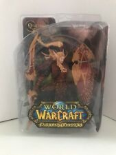 World Of Warcraft Quin'Thalan Sunfire Blood Elf Paladin Series 3 Action Figure