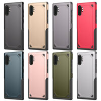 For Samsung Galaxy Note 8 9 10 Plus Case Hybrid Armor Rugged Shockproof Cover