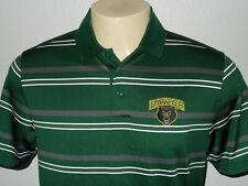 "nwt Mens Ncaa Apparel ** Baylor Bears Mens /""Old Varsity/"" Ncaa Polo Shirt LG"
