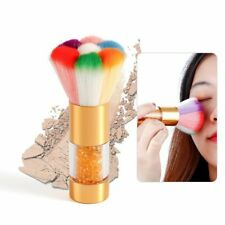 1Pc Soft Large Cosmetic Face Powder Foundation Blush Brush Makeup Tool Colorful