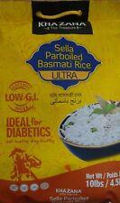 Basmati Rice Lower G.I. Value Rice  10 lb bag  Best for Diabetic people