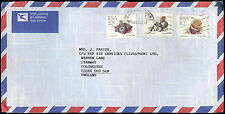 South Africa 1993 Commercial Airmail Cover To England #C32683