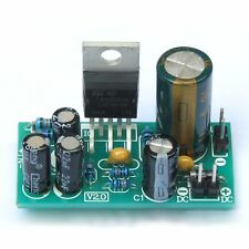 TDA2030A Electronic Audio Power Amplifier Board Mono 18W DC 9V-24V DIY kits