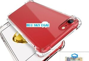Anti Burst ,Armour KingKong Clear Back gel Case Cover For iPhone 5 Model