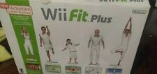 Wii Fit Plus with balance board--New--Never Used--Read Description