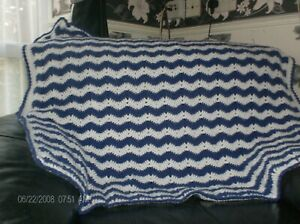 two beautiful baby shawls for boys you will get 2