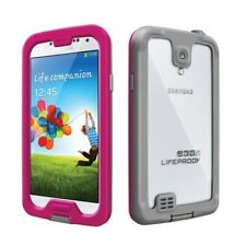ORIGINALE Lifeproof Nuud Impermeabile Custodia Cellulare Samsung Galaxy S4 COVER TELEFONO CELLULARE