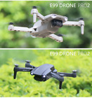 2021 NEW E99 Pro 4K Quadcopter Drone with HD Dual Cameras Foldable