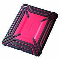 ELECOM iPad Pro 10.5 impact back case ZEROSHOCK guard flap TB-A17ZERORD w/Track