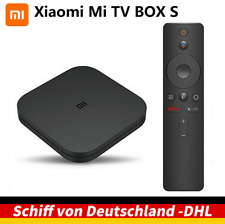 Xiaomi Mi Box S TV Android Smart TV Global Version 2+8G 4K HDR Media Player DHL