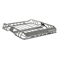 Roof Rack Basket Black Wind Deflector Jeep Wranglers 11703.03 Rugged Ridge